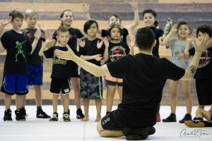Kids Wrestling Orange County