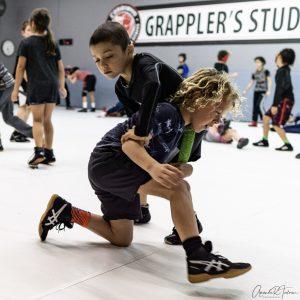 Kids Wrestling OC