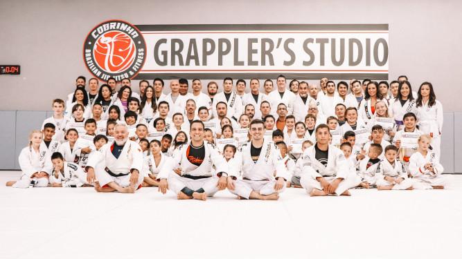Grapplers Studio Orange County